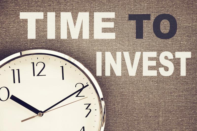 tijd investeren
